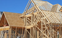 How much does it cost to build a home? Custom Home Build Framing