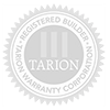 Home Construction Contractor Tarion Warranty Corporation badge for custom home builders Oakville, Burlington