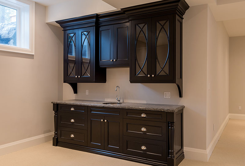 MDF vs Wood Cabinetry
